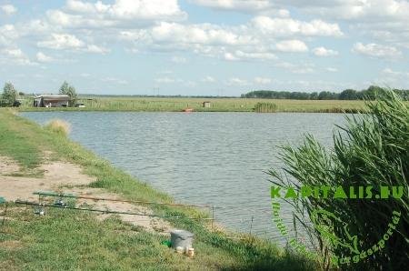 Brassózugi horgásztó