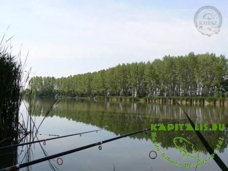 Csökmői horgásztó