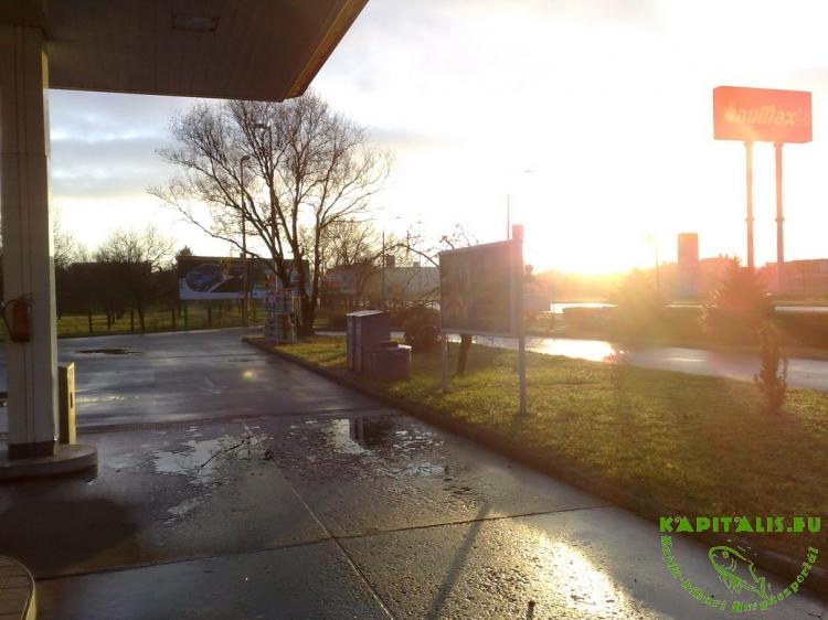 Egy körforgós nap