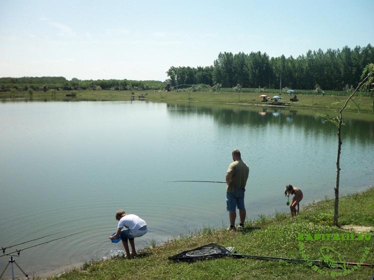 Kicsiknek és nagyoknak is élmény a spiccbotos horgászat