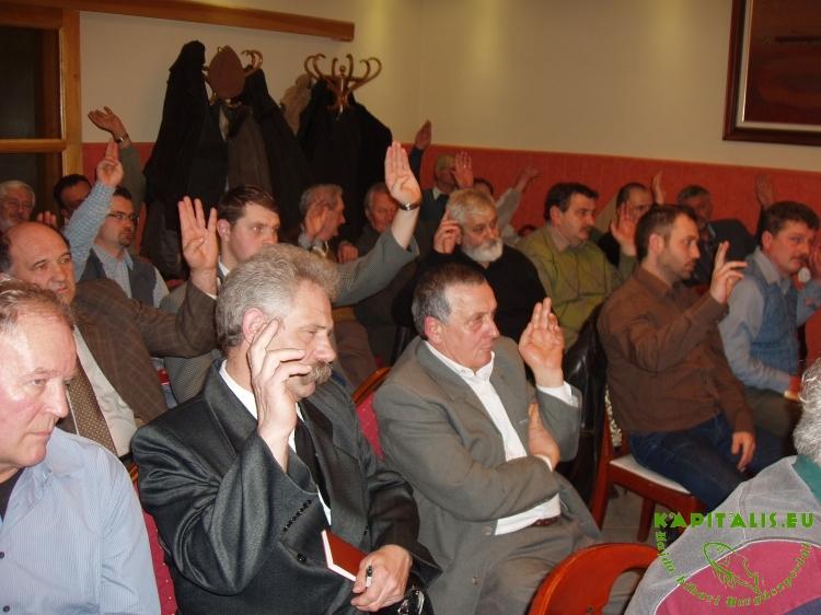 HBM-i küldött közgyűlés 2011