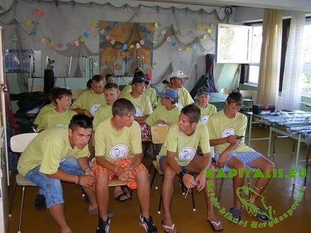 HBMi Horgásztábor 2010