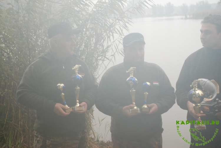 2. helyezett: Pancsácsi team
