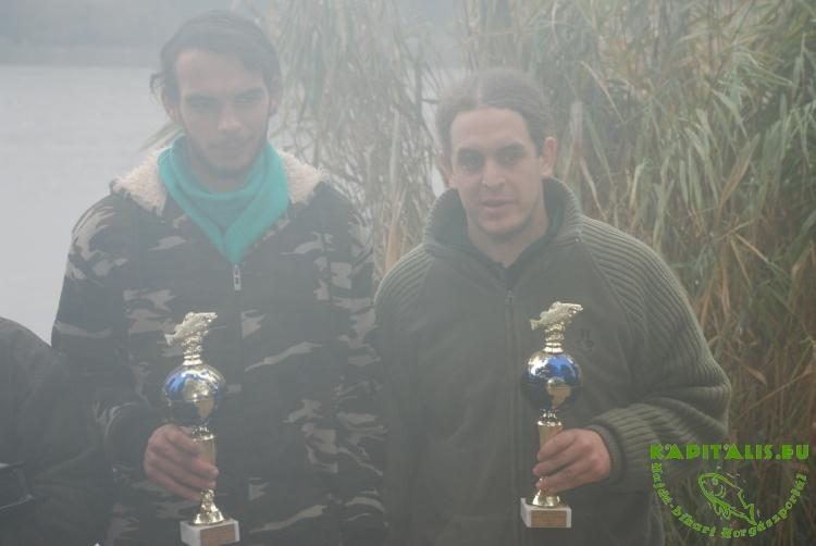 3. helyezett: Carp Ness team