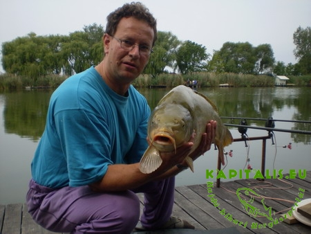 Kadarcsi horgásztó