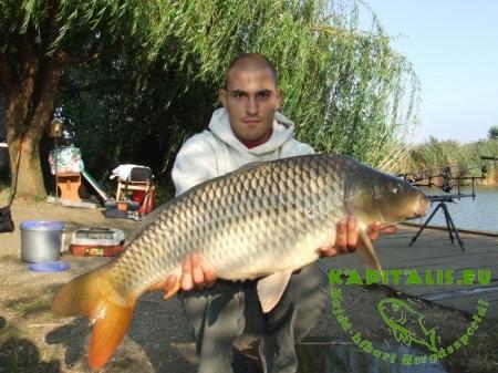 Mezőparti horgásztó