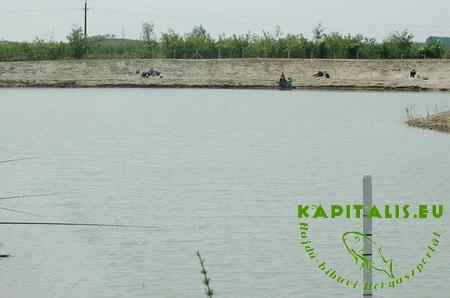Pacsirtás horgásztó