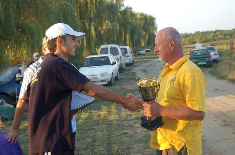 Hajdú Open finomszerelékes horgászverseny (versenykiírás)