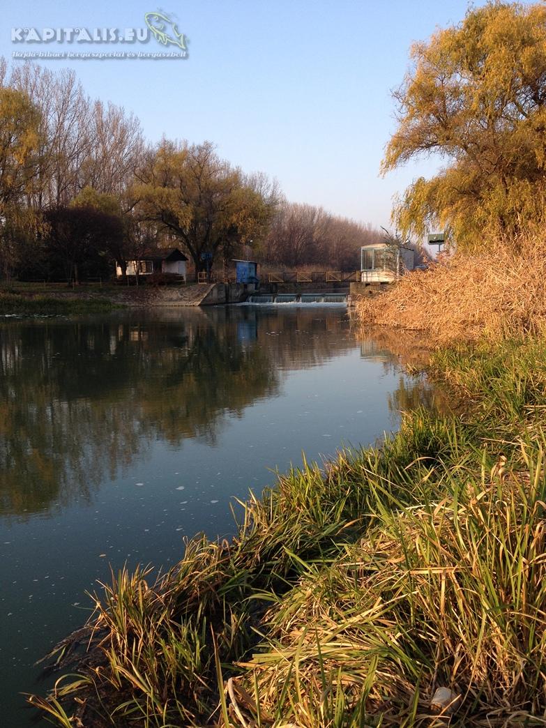 Csapatépítő horgászverseny a Keleti főcsatornán (versenykiírás)
