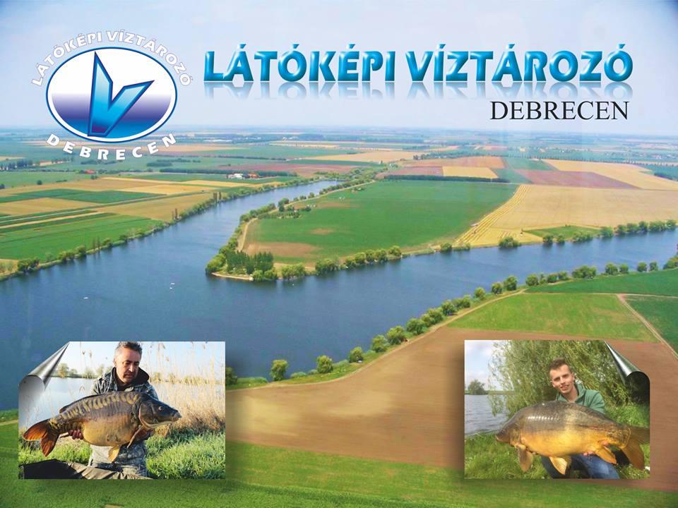 Horgászoknak a Látóképi Víztározóról interjú Molnár Miklóssal
