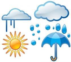 Hogyan függ össze a légnyomás változása a várható időjárással?
