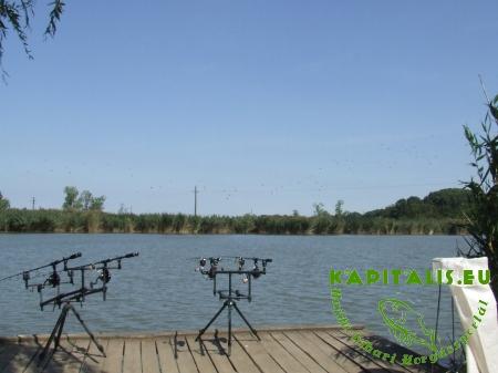 Pródi horgásztavak