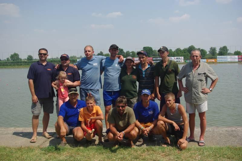 Országos Horgász Csapatbajnokság 2014 (csapatbemutató)