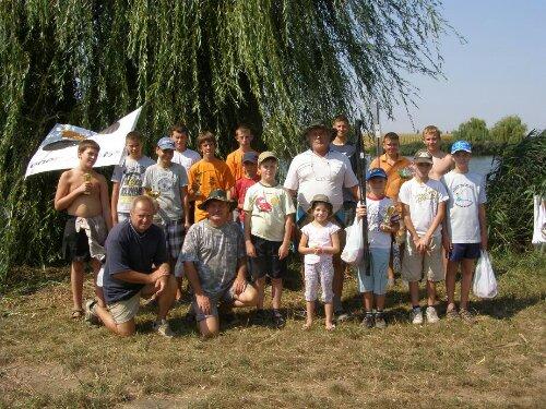 II. Hajdú-Bihar Megyei Szünidő Búcsúztató HorgászversenyLátókép, 2012-08-25
