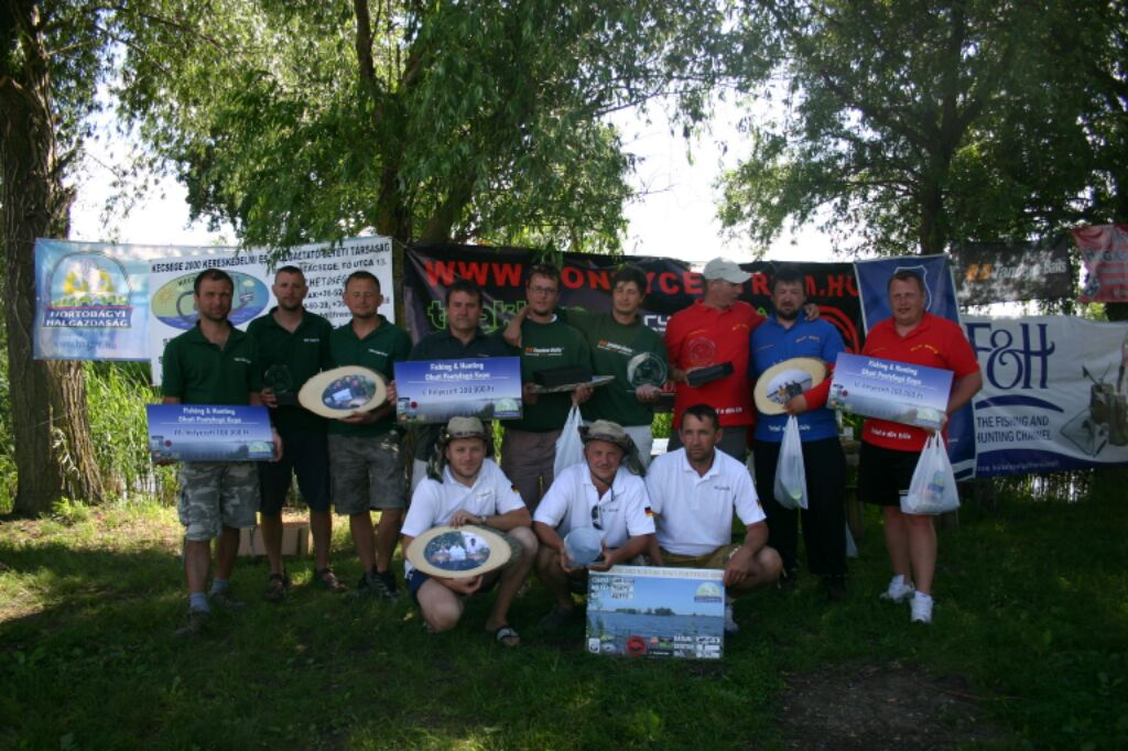 Fishing & Hunting Ohati pontyfogó kupa (végeredmény)