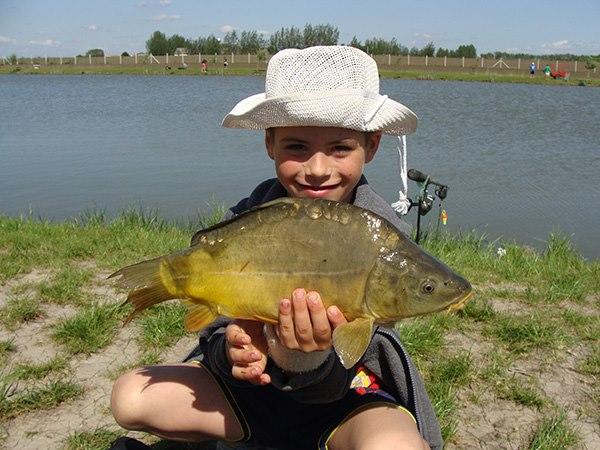 Gyermeknapi horgászverseny a Sáska tavon (versenykiírás)