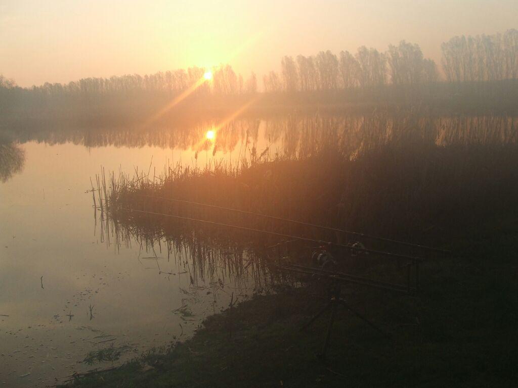 Tavaszi pontyozás Szentannapusztán II. – Visszatekintő