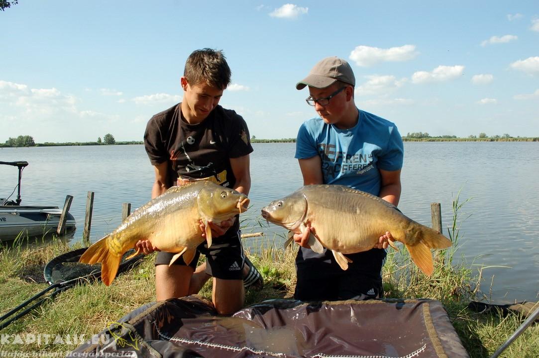 Pontycentrum horgásztábor 2013 (beszámoló)