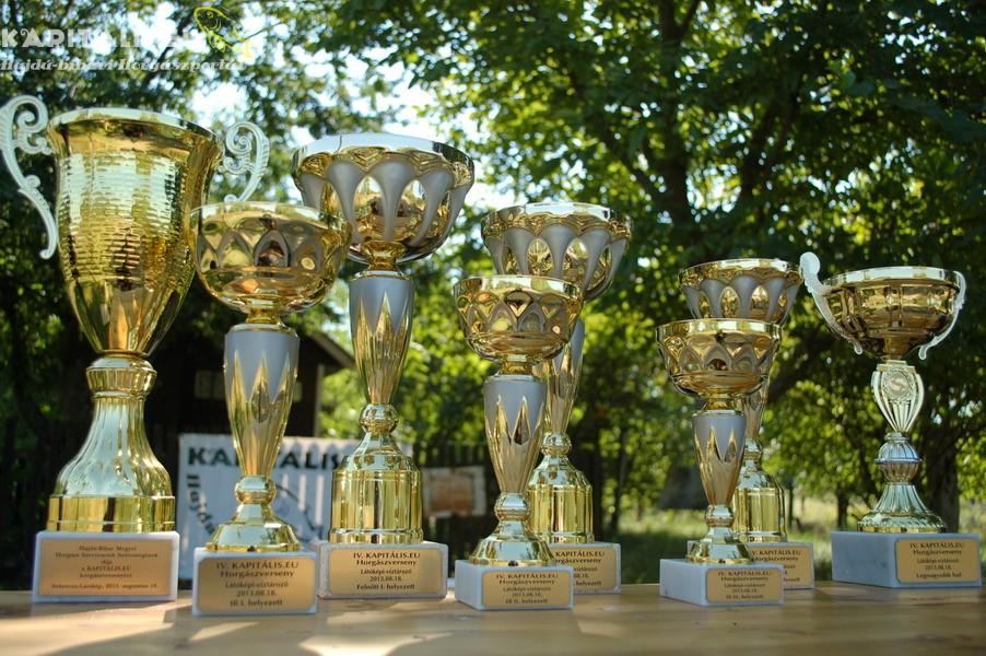 V. KAPITALIS.EU horgászverseny (versenykiírás)