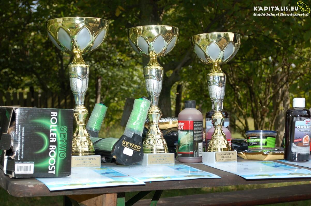 V. Hajdú-Open horgászverseny (beszámoló)