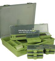 Carp Academy Carp Box Szett 32x29x6,5cm
