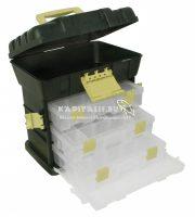 Fishing box K4 tip 1077 szerelékes láda (75091-077)