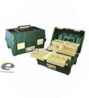 Fishing box Cantilever tip.345 szerelékes láda
