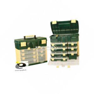 Fishing box K2 tip.1075 szerelékes láda