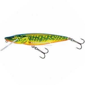 Salmo Pike 9 F HPE (Hot Pike) wobbler