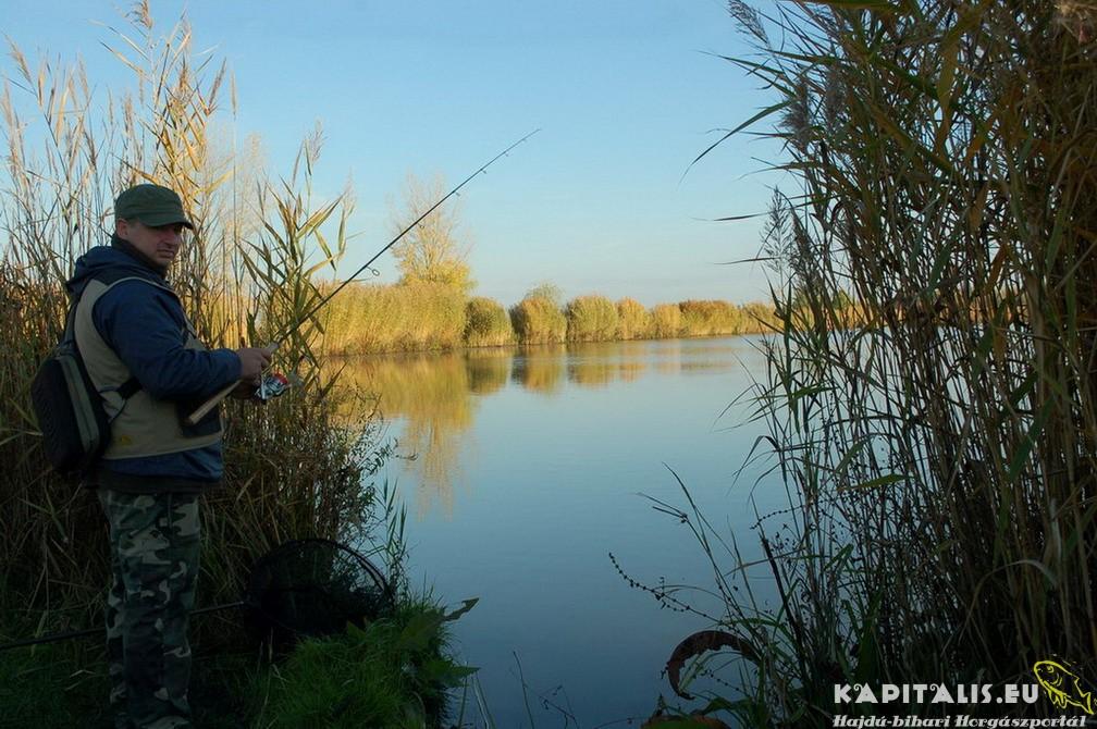 Kapitális Horgász Egyesület őszi szezonzáró horgászversenye (Megtelt)