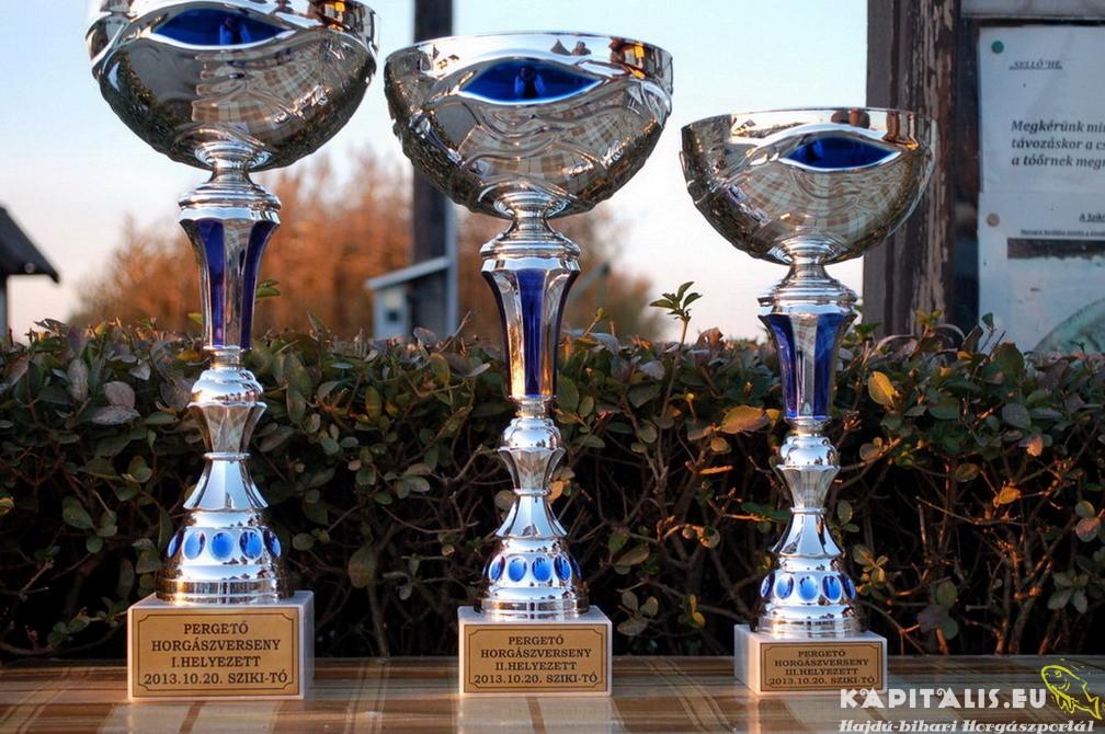 Nyílt nevezéses pergető verseny a Debreceni Csali HE. szervezésében