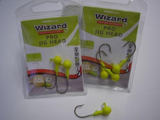 ET Wizard Pro Jig ólomfejek. Kiváló minőség, alacsony ár