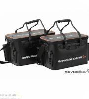 Savage Gear Boat & Bank Bag S méretű vízhatlan pergető táska (54781)