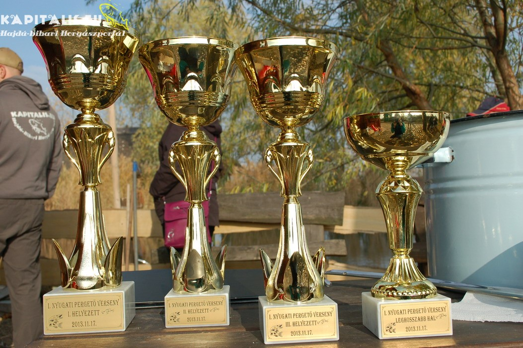 II. Nyugati pergető egyéni horgászverseny (versenykiírás)