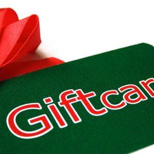 Ajándékutalvány – Gift Card