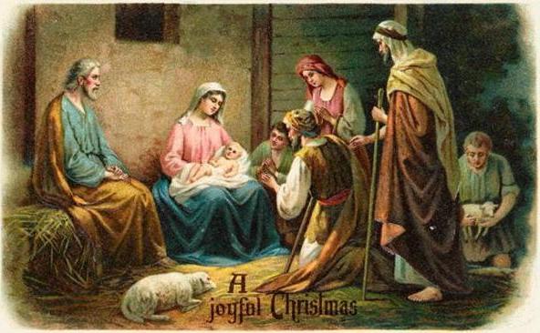 Szent Karácsony Ünnepének története
