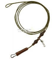 Carp Academy Leadcore helichod készre szerelt előke (8100-155)