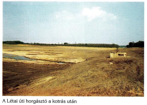 Az Erdőspusztai pihenőövezetek története a 70-es évektől napjainkig-8