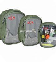 Carp Zoom Átlátszó tetejű táska 17x11x6cm
