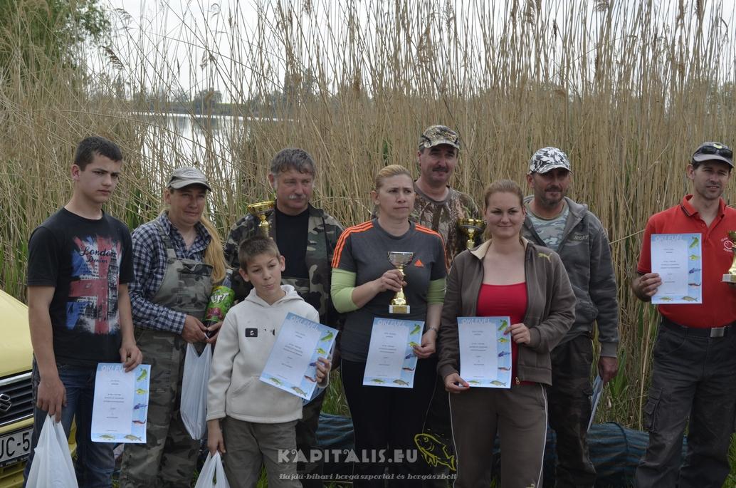 Top-Fish Horgász Egyesület válogató versenye (kisfilmmel)