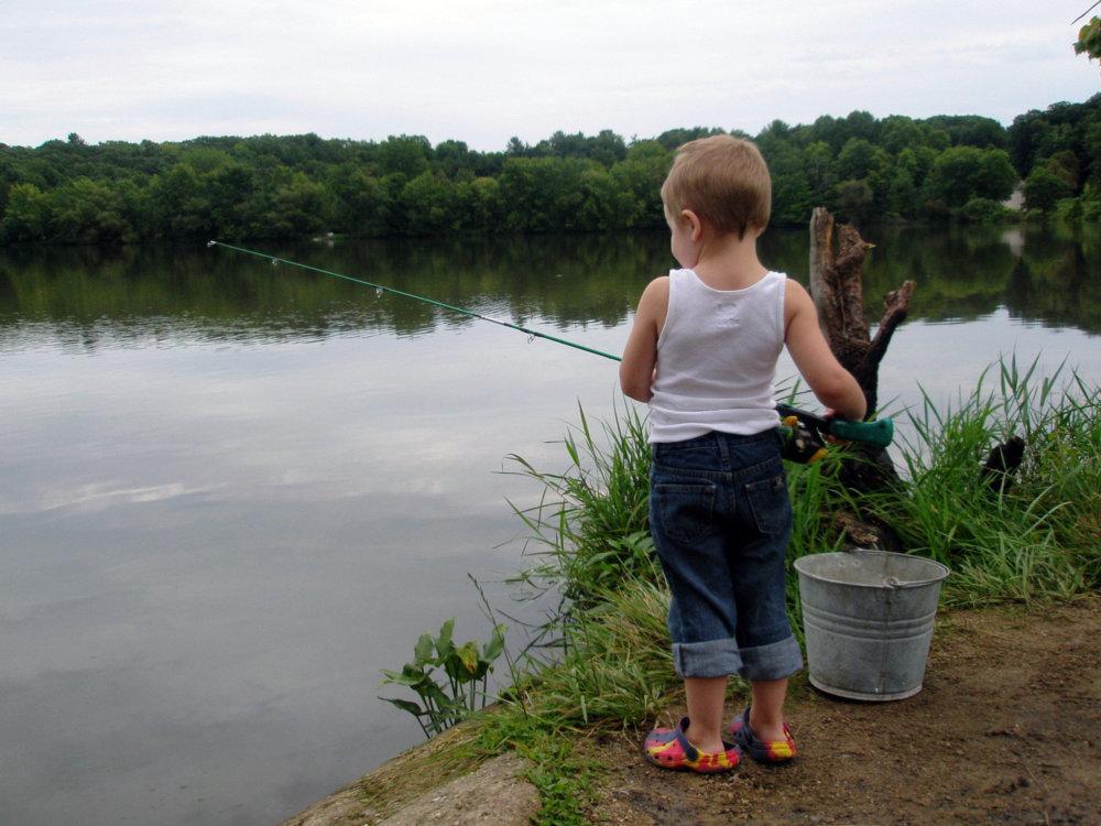 Gyerek horgászverseny (versenykiírás)