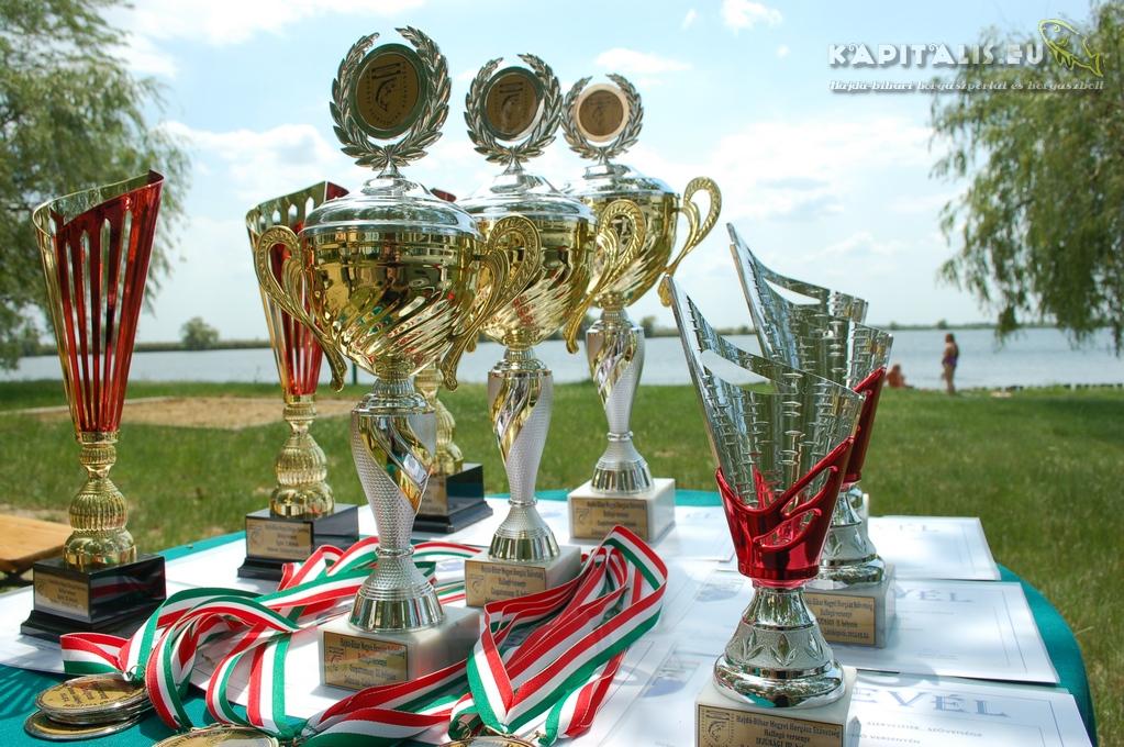 Hajdú-Bihar Megyei csapat horgászverseny (beszámoló)