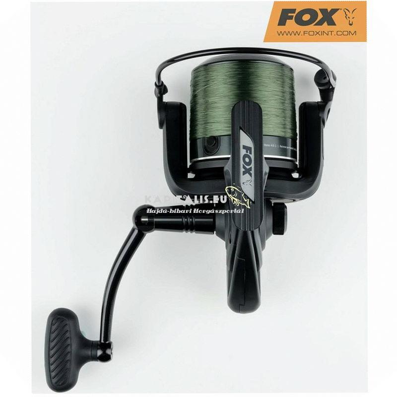 9f1b56a346 Fox FX 9 elsőfékes távdobó feeder orsó (CRL067) | Kapitális Hajdú-bihari  horgászportál, horgászbolt és webáruház