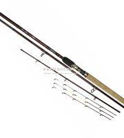 By Döme Team Feeder Master carp 390cm 30-90g horgászbot