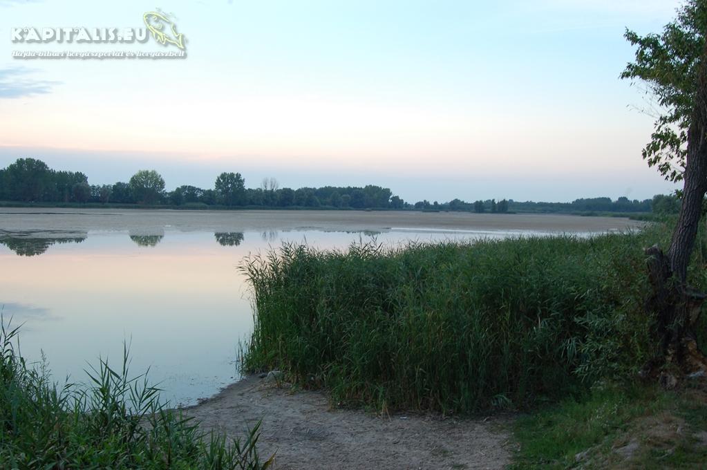 Fancsikai horgásztavak augusztus elején…