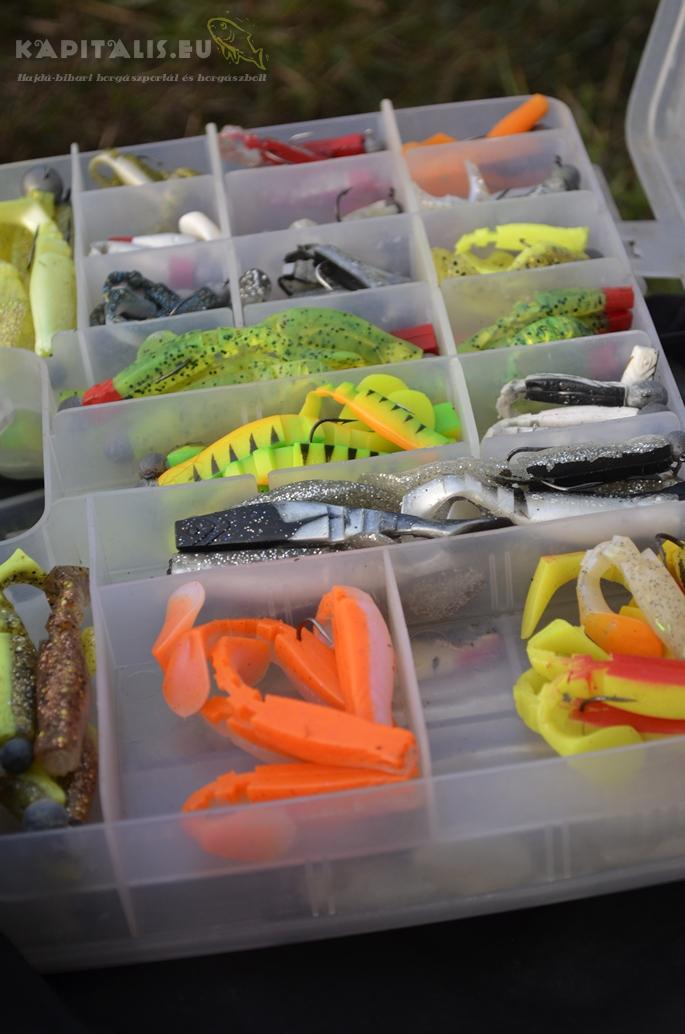 IV. Kapitális pergető horgászverseny (beszámoló)
