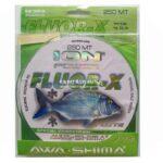 Awa-Shima Ion Power Fluor-X kagylóálló monofil damil