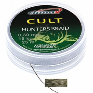 Climax Cult Hunters Braid fonott horogelőke