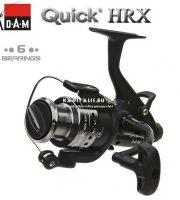 DAM Quick HRX 6 csapágyas nyeletőfékes orsó