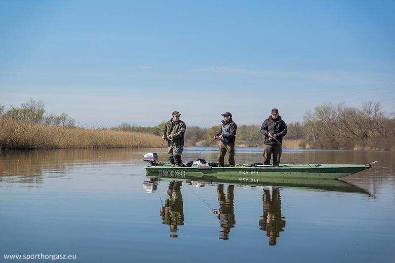 A horgászoknak is ünnepet jelent május első három napja